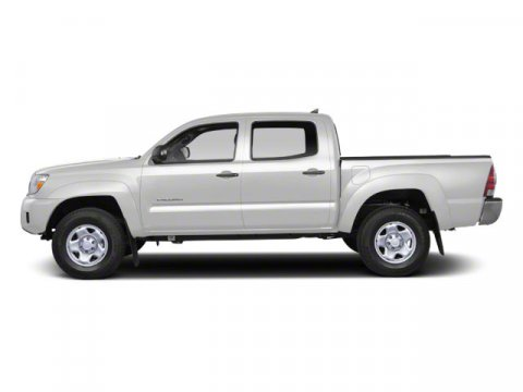2012 Toyota Tacoma SR5 EXTRA VALUE PKG Super WhiteGraphite V6 40L Automatic 42830 miles New Ar