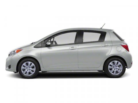 2012 Toyota Yaris LE Classic Silver Metallic V4 15L Automatic 56394 miles  AMFM Stereo  CD