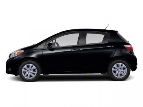 2012 Toyota Yaris SE HD RADIO Black Sand PearlDark Gray V4 15L Automatic 24823 miles New Arri