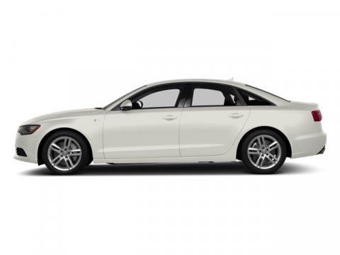 2013 Audi A6 20T Premium Plus WhiteTan V4 20L Variable 46432 miles NAVIGATION WHITE ON TAN