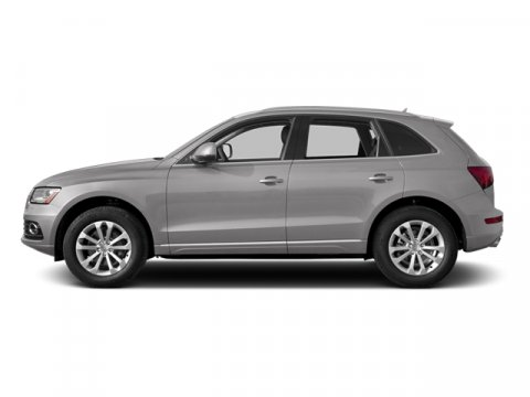 2013 Audi Q5 Premium Plus Cuvee Silver MetallicBlack V6 30L Automatic 24251 miles  Supercharg