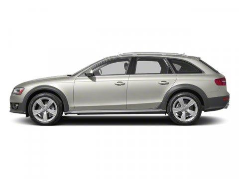 2013 Audi allroad Prestige Ibis WhiteBrown V4 20L Automatic 17345 miles NEW ARRIVAL -CARFAX O