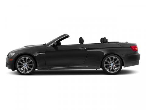 2013 BMW M3 Jet Black V8 40  26919 miles  Rear Wheel Drive  Power Steering  Tires - Front P