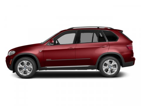 2013 BMW X5 35i Premium Vermilion Red Metallic V6 30L Automatic 3 miles Roomy Plenty of space