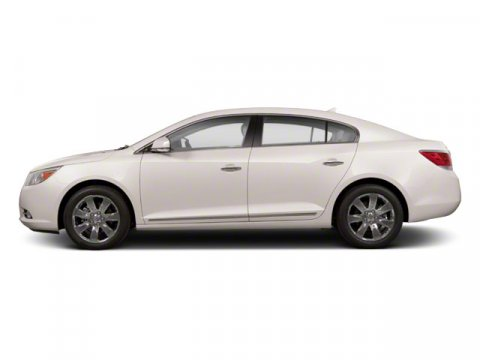 2013 Buick LaCrosse Leather White Diamond TricoatCashmere V4 24 Automatic 81 miles The design