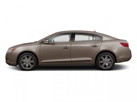 2013 Buick LaCrosse Premium 1 Mocha Bronze MetallicCashmere V6 36L Automatic 9667 miles LUXUR