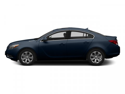 2013 Buick Regal Turbo Premium 1 Graphite Blue Metallic V4 20L  43652 miles CERTIFIED WARRANT