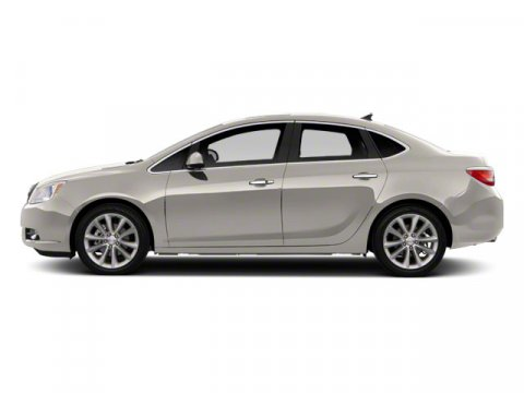 2013 Buick Verano Leather Group Quicksilver Metallic V4 24L Automatic 31879 miles  Front Whee
