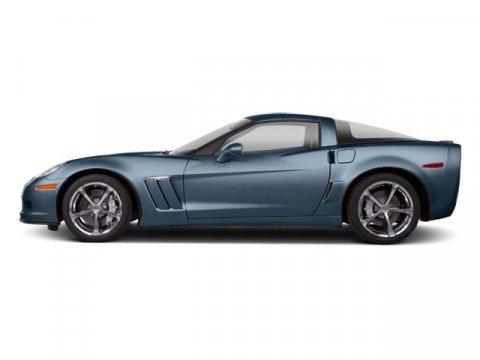 2013 Chevrolet Corvette Grand Sport 2LT Supersonic Blue MetallicGray V8 62L  1245 miles  Lock