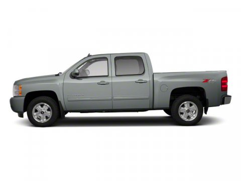 2013 Chevrolet Silverado 1500 LT Silver Ice Metallic V8 53L Automatic 4787 miles  Four Wheel D