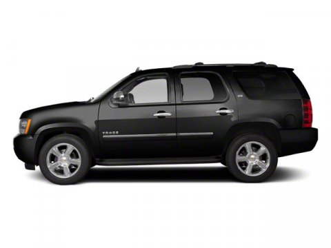 2013 Chevrolet Tahoe LT Black V8 53L Automatic 30202 miles  LockingLimited Slip Differential