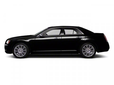 2013 Chrysler  300C J Varvatos LTD ED Phantom Black Tri-Coat PearlBlackPewter V6 36L Automati
