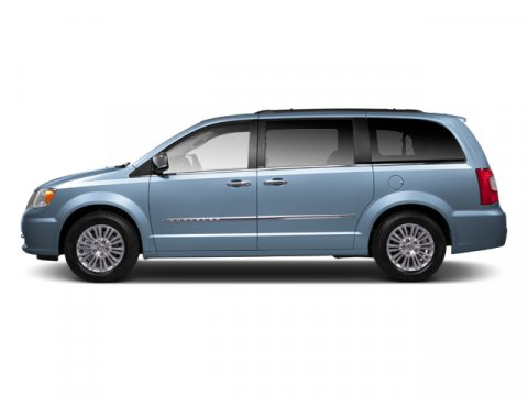 2013 Chrysler Town  Country Touring-L Crystal Blue PearlDark Frost BeigeMedium Frost Beige Inter