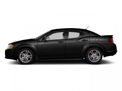 2013 Dodge Avenger SE Black V4 24L Automatic 35520 miles ONE OWNER CARFAX BUY BACK GUARANTEE