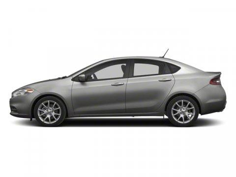 2013 Dodge Dart C Bright Silver Metallic V4 14L Automatic 14289 miles  Front Wheel Drive  Tr