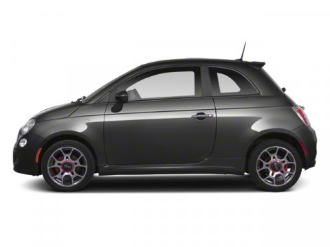 2013 FIAT 500 Pop Grigio Gray V4 14L  41039 miles  Front Wheel Drive  Power Steering  ABS