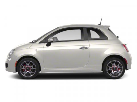 2013 FIAT 500 Pop Bianco WhiteBlack Interior V4 14L Automatic 38561 miles Passionate enthusi