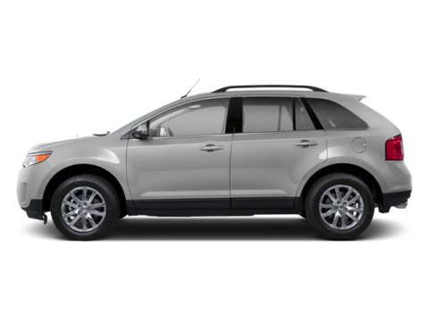 2013 Ford Edge SEL Ingot Silver MetallicMedium Light Stone V6 35L Automatic 4 miles Front Whee