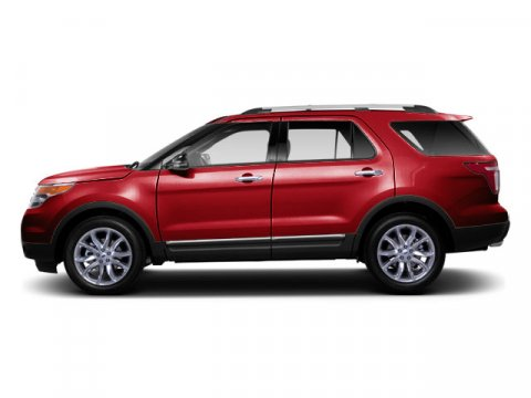 2013 Ford Explorer XLT Ruby Red Metallic Tinted Clearcoat V6 35L Automatic 14125 miles ONE OWN