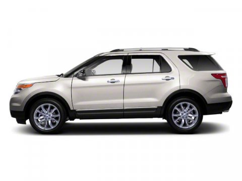 2013 Ford Explorer XLT White Platinum Metallic Tri-Coat V6 35L Automatic 0 miles 2013 MODEL YE