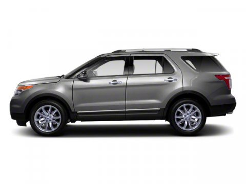 2013 Ford Explorer XLT Ingot Silver Metallic V6 35L Automatic 49748 miles Certified and Clean