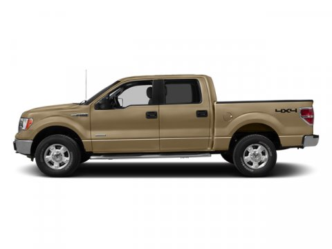 2013 Ford F-150 XLT Pale Adobe MetallicPale Adobe V6 35L Automatic 35103 miles ONE OWNER 4X4