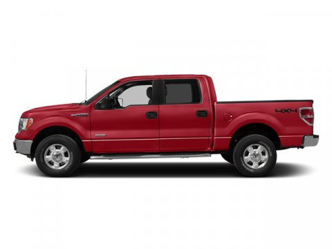 2013 Ford F-150 XLT Ruby Red Metallic Tinted Clearcoat V6 35L Automatic 11735 miles Certified