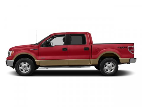 2013 Ford F-150 Lariat Ruby Red Metallic Tinted ClearcoatSteel Gray V6 35L Automatic 6000 miles