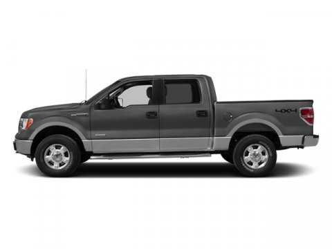 2013 Ford F-150 XLT Sterling Gray MetallicSteel Gray V8 50L Automatic 30913 miles Certified O