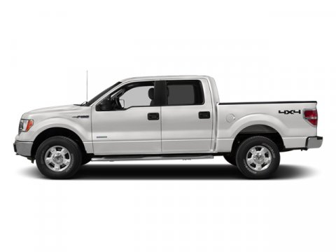 2013 Ford F-150 XLT Oxford WhiteSteel Gray V8 50L Automatic 36517 miles 4X4 BLUETOOTH MP3 P