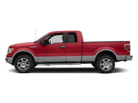 2013 Ford F-150 XLT Ruby Red Metallic Tinted ClearcoatSteel Gray V6 37L Automatic 20868 miles