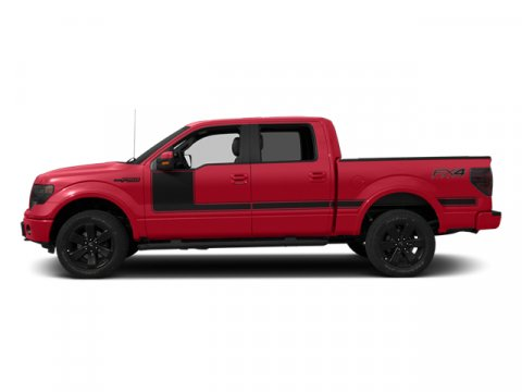 2013 Ford F-150 FX4 Race Red5B Fx Luxury Bucket Seats Black Interior V6 35L Automatic 325 miles