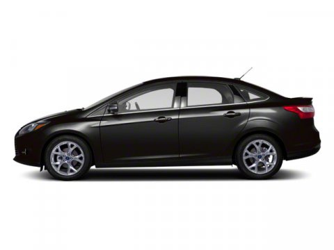 2013 Ford Focus SE Tuxedo Black MetallicCharcoal Black V4 20L Automatic 44984 miles  Front Whe