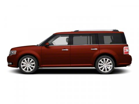 2013 Ford Flex SEL Ruby Red Metallic TintedBlack V6 35L Automatic 16767 miles Come see this 20