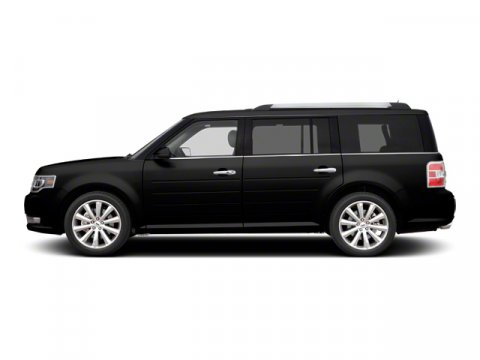 2013 Ford Flex Limited Tuxedo Black Metallic V6 35L Automatic 33485 miles  All Wheel Drive  P