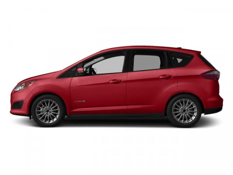 2013 Ford C-Max Hybrid SEL Ruby Red Metallic TintedCharcoal Black V4 20L Variable 0 miles 2013