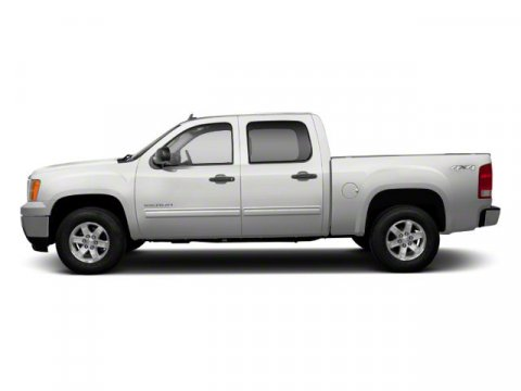 2013 GMC Sierra 1500 SLT Quicksilver MetallicEbony V8 53L Automatic 10591 miles  ASSIST STEPS