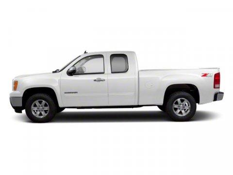 2013 GMC Sierra 1500 SLE Summit White V8 53L Automatic 47000 miles MP3 Player KEYLESS ENTRY