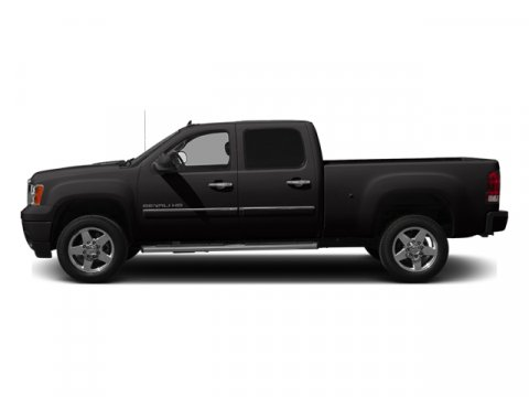 2013 GMC Sierra 2500HD Denali Onyx Black V8 66L Automatic 57692 miles  LockingLimited Slip D