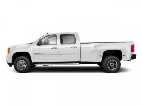 2013 GMC Sierra 3500HD SRW Denali Summit White V8 66L Automatic 36619 miles  LockingLimited S