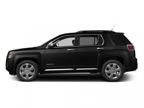 2013 GMC Terrain Denali Carbon Black MetallicBlack V6 36L Automatic 32537 miles  Rear Parking
