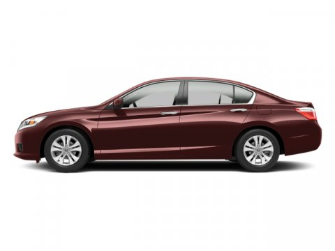 2013 Honda Accord Sdn LX Basque Red Pearl II V4 24L Variable 41755 miles  Engine Immobilizer