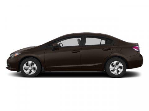 2013 Honda Civic Sdn LX Kona Coffee Metallic V4 18L Automatic 36148 miles  Front Wheel Drive