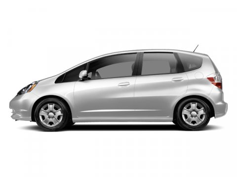 2013 Honda Fit 5DR HB AT Taffeta White V4 15L Automatic 42043 miles  Front Wheel Drive  Powe