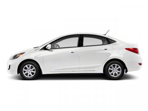 2013 Hyundai Accent GLS Century White V4 16L Manual 31327 miles Accent GLS 4D Sedan FWD AM