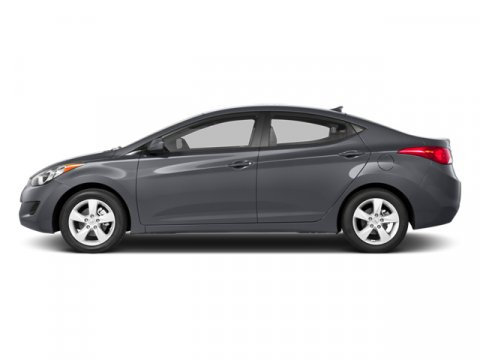 2013 Hyundai Elantra GLS Harbor Gray Metallic V4 18L Automatic 40855 miles MP3 Player KEYLESS