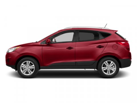 2013 Hyundai Tucson GLS Garnet Red V4 24L Automatic 22776 miles  All Wheel Drive  Power Steer