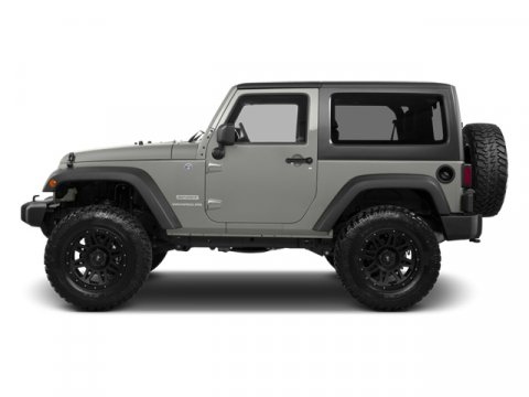 2013 Jeep Wrangler C Billet Silver Metallic V6 36L Automatic 12102 miles  Four Wheel Drive