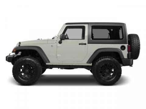 2013 Jeep Wrangler Sport Bright White V6 36L  18474 miles  Four Wheel Drive  Tow Hooks  Powe