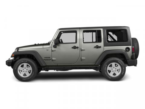 2013 Jeep Wrangler Unlimited Sahara Billet Silver MetallicBlackDark Saddle Interior V6 36L Auto